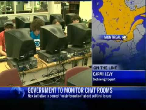 CTV Confirms Government(s) employing Internet Trolls, Shills & PR Agents to 'correct misinformation'