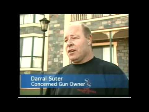 Gun Control in Australia - Watch and Weep, Feb. 28, 2011