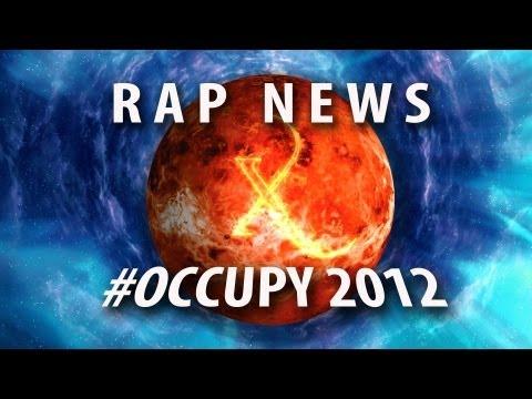 2012 - with Noam Chomsky & Anonymous [RAP NEWS X]