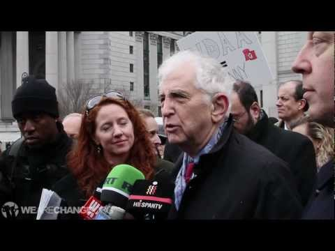 Daniel Ellsberg on the NDAA Lawsuit