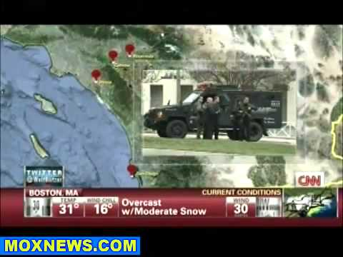 URGENT WARNING: LAPD shooting anything that moves