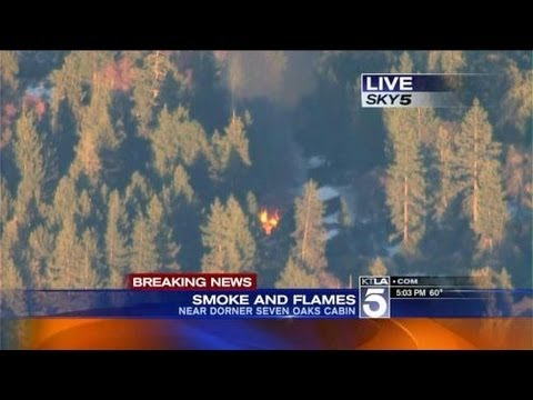 Audio Proof Cops Burned Down House Chris Dorner Was In - Official Story Changes AGAIN