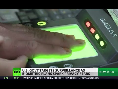 Every Move You Make: US to adopt new biometric surveillance system?