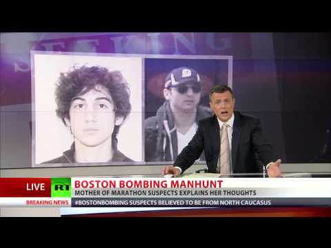 Boston bombing suspects' mother: My sons are innocent, this is a set up