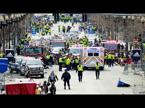 30 Second Update - Boston Taxday Bombing