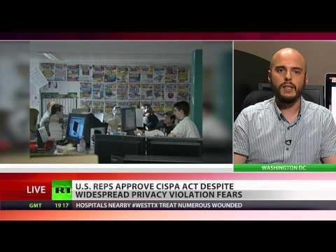 Cispatriot Act: US Reps approve CISPA cybersecurity bill
