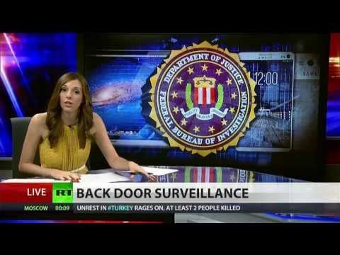 FBI pushes for wiretap-friendly Internet