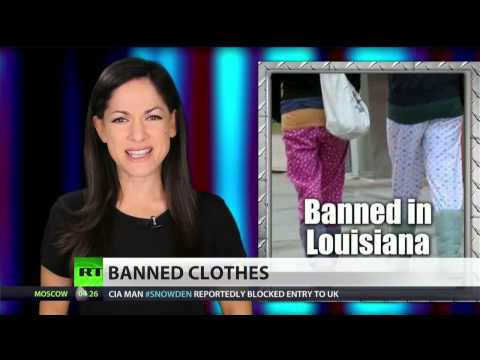 The Resident: Clothes banned in the USA
