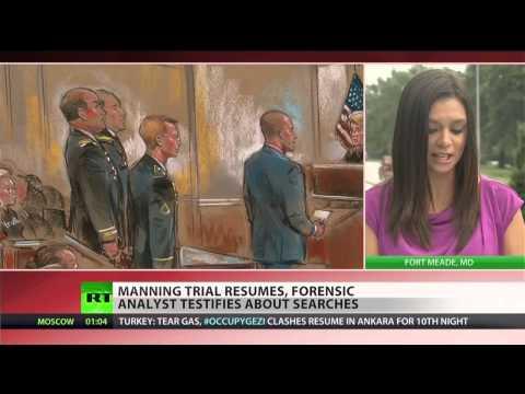 NSA leaks overshadow Bradley Manning trial