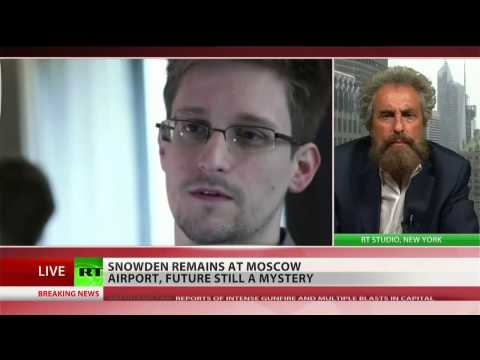 Putin confirms NSA leaker Snowden in Moscow