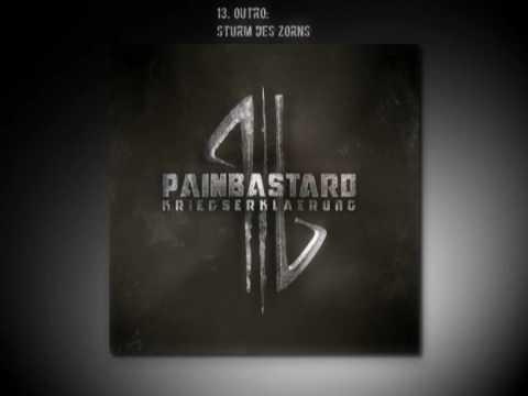 Painbastard: Kriegserklaerung. pre-listening clip