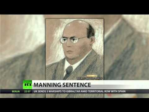 Govn't calls final witnesses in case against Pfc Manning
