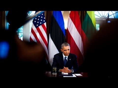 Syria War 2013: President Obama on U.S. Military Action