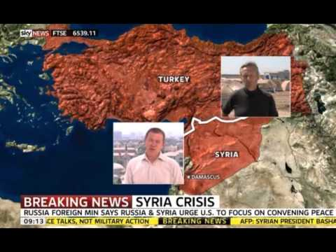 WW3 UPDATE - FSA Hope U.S. Airstrikes Will Unite Them With Al Qaeda In Fight For Damscus!!