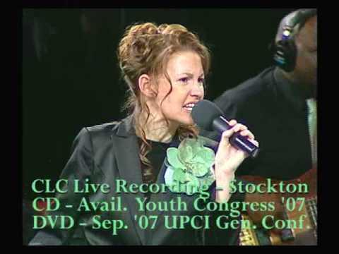 """CLC Live Recording DVD/""""I'm A Pentecostal"""""""