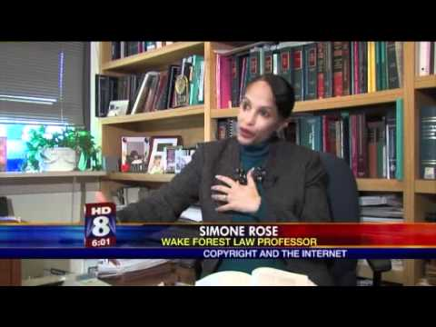 USWGO Righthaven lawsuit makes WGHP FOX8 Triad News