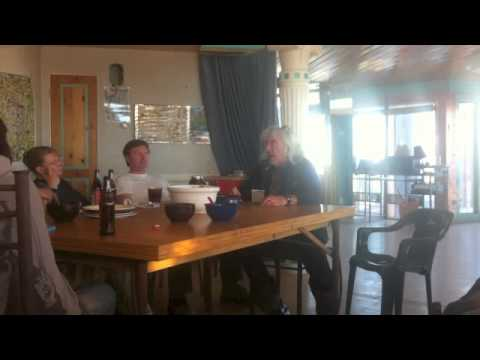 Earthship Intern Talk with Michael Reynolds