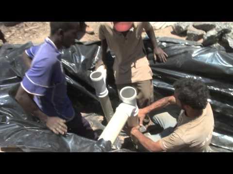 Malawi, Africa Earthship Recap