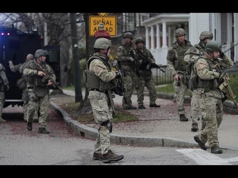 Obama Is Preparing the Military for Martial Law