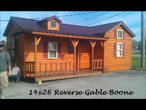 Amish Made Cabins- Cabin Delivery