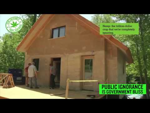 HempCrete Strongest & Greenest Building material in Nature
