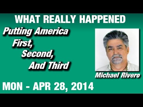 What Really Happened Radio Show: Michael Rivero Monday April 28 2014: (Commercial Free Video)
