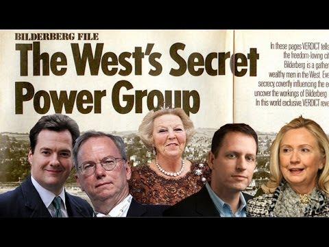 Talking to the Elite Elusive Bilderberg Creatures