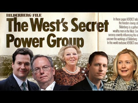 Talking to the Elite Elusive Bilderberg Creatures