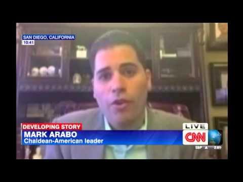 Christian leader: ISIS beheading children - LoneWolf Sager