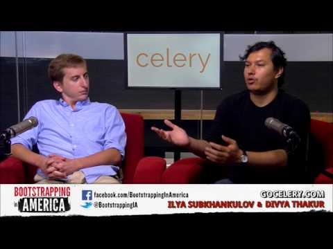 Ilya Subkhankulov & Divya Thakur of Celery | Bootstrapping in America