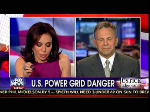 Judge Jeanine Pirro - U.S. Power Grid Danger