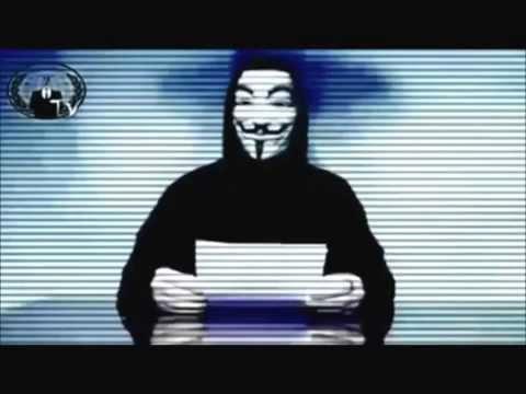 Anonymous Message  ISIS PARIS FRANCE