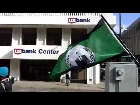 Million Mask March Minnesota 2015 part 6