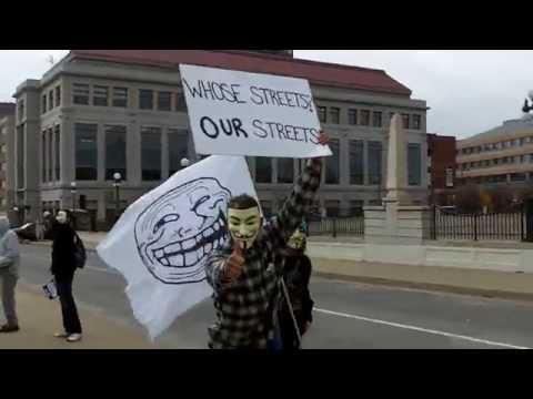 Million Mask March Minnesota 2015 part 2