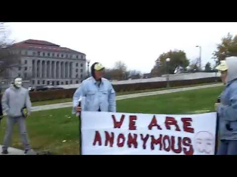Million Mask March Minnesota 2015 part 3