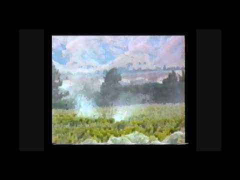 Spray Drift St  Clair Vineyard Part 3