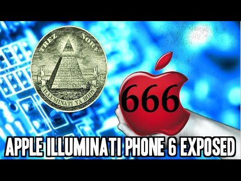 Illuminati i Phone 6 & Smart Watch EXPOSED!