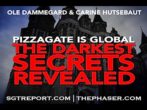 The Darkest Secrets Revealed - Ole Dammegard & Carine Hutsebaud