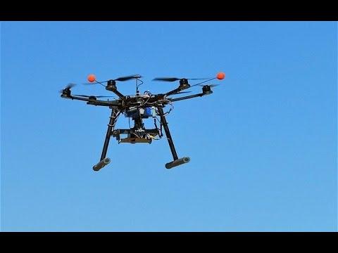 CT LEGISLATURE CONSIDERING POLICE USE OF ARMED DRONES