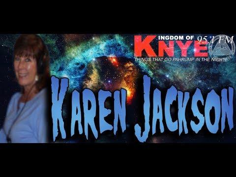 Karen Jackson KNYE 95.1FM, Art Bell Tribute, Michael Decon, End of Days, Coast to Coast AM EOD 101