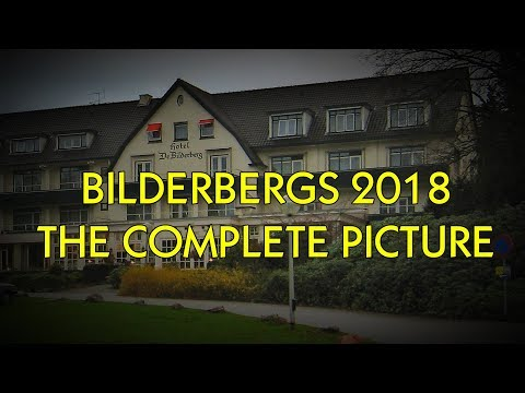 Live! BILDERBERG 2018 COMPLETELY EXPOSED!