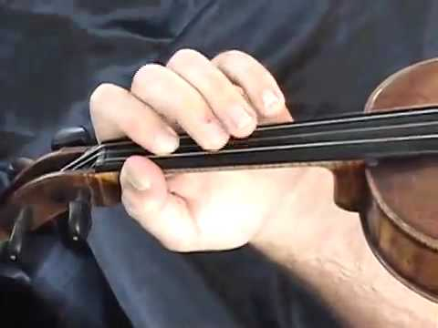 Irish Fiddle Lessons - Master Crowley's - Reel - Ian Walsh