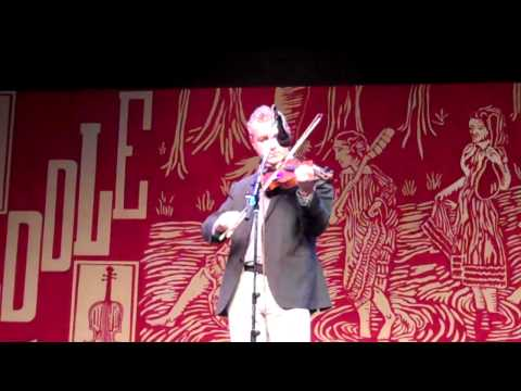 John Carty at Fiddle Tunes 2010 (3 Reels) Port Townsend, Wa. Part 4
