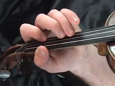 IRISH FIDDLE LESSONS - HOW TO PLAY THE LARK IN THE MORNING!