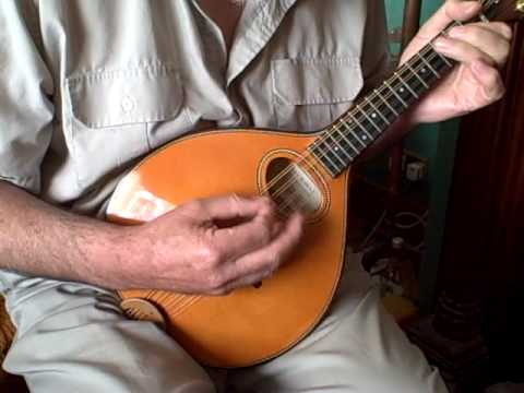 Sobell Mandolin: The Jug of Punch
