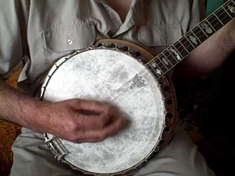 2 Reels on my Paragon Tenor Banjo!