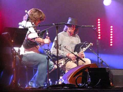 Piping Duo ~ Paddy Keenan, Fred Morrison & Tommy O'Sullivan ~ 2009