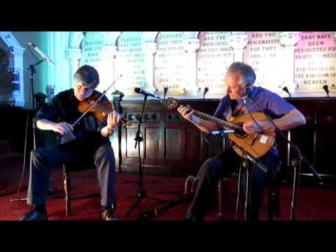 Paddy Glackin & Donal Lunny ~ Fiddle & Bouzouki ~ 2011