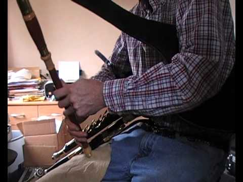 Slow Air on  the Uilleann Pipes