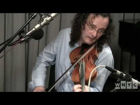 Live on Soundcheck: Martin Hayes and Dennis Cahill